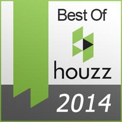 best of houzz 2014 award - Keuka Studios