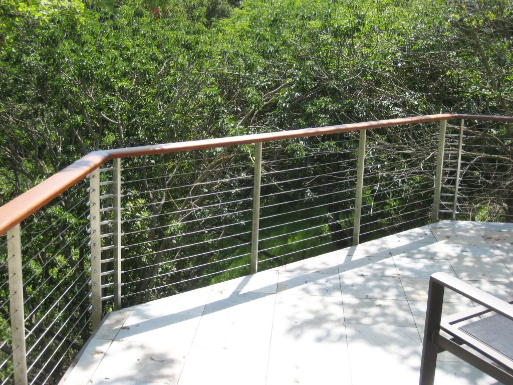 316 stainless steel railing