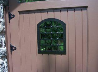Alumunium Window Grill