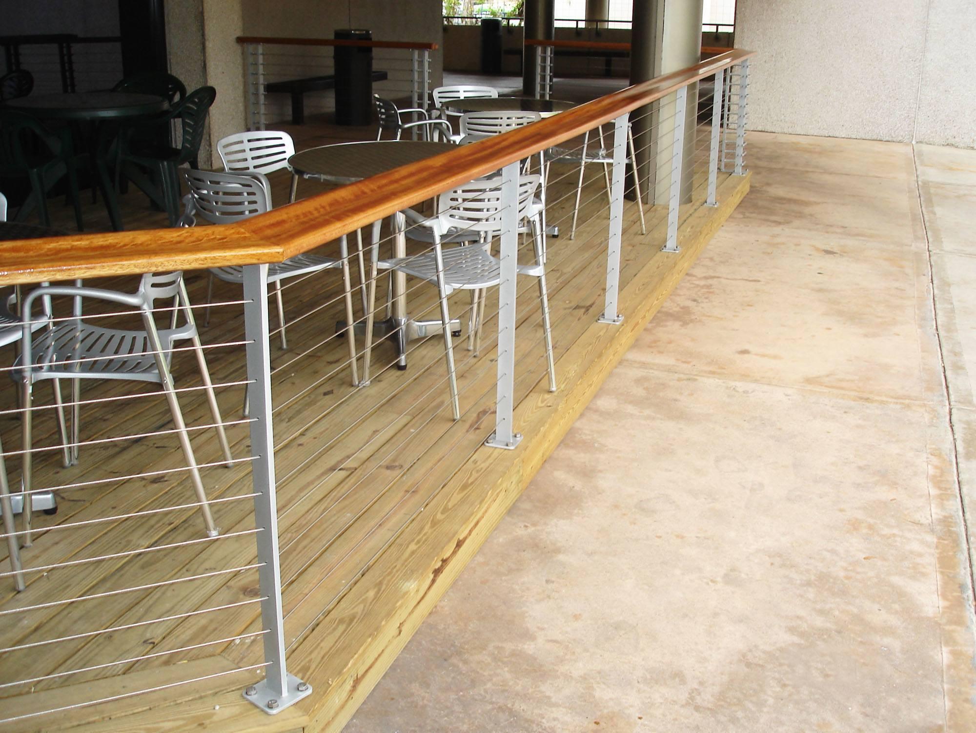 Bar rail