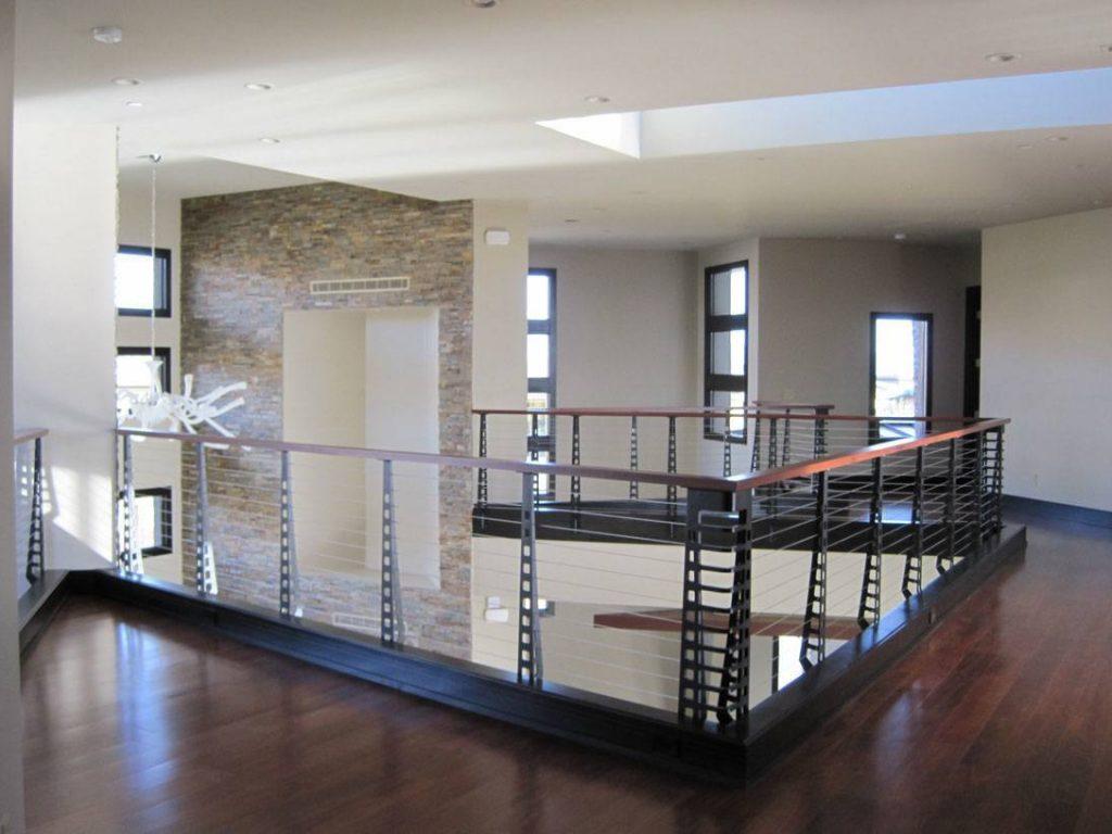 Chicago Balcony Railing System