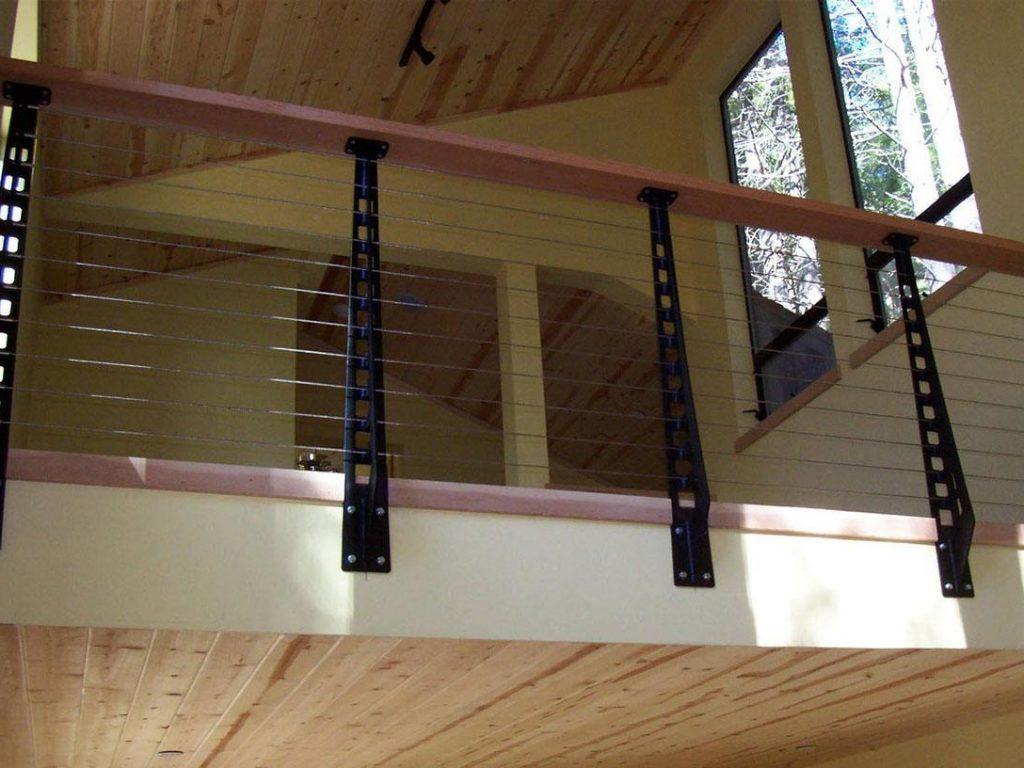 Clerestory Balcony