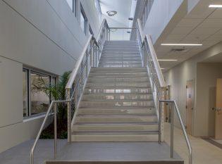 Jacksonville University staircase