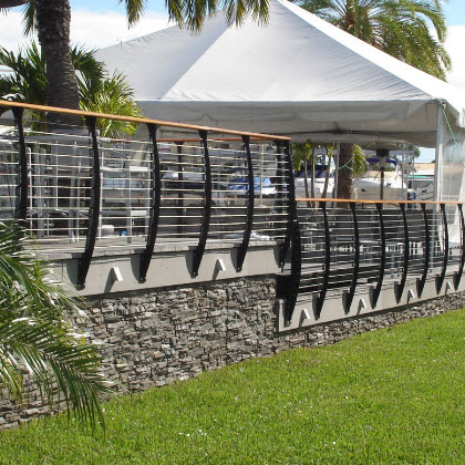 Harbor Cable Railing – Palm Harbor, Florida