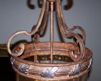 mediterranean style lamp