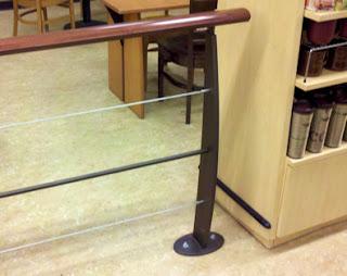 safeway railing