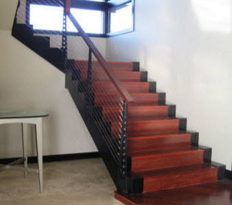 Types of stairs - Advantages & Disadvantages