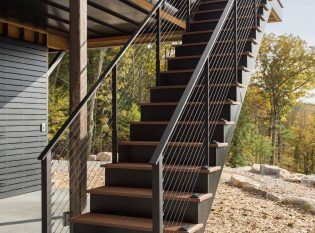 Deck Staircase