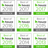 Best of Houzz Service and Design