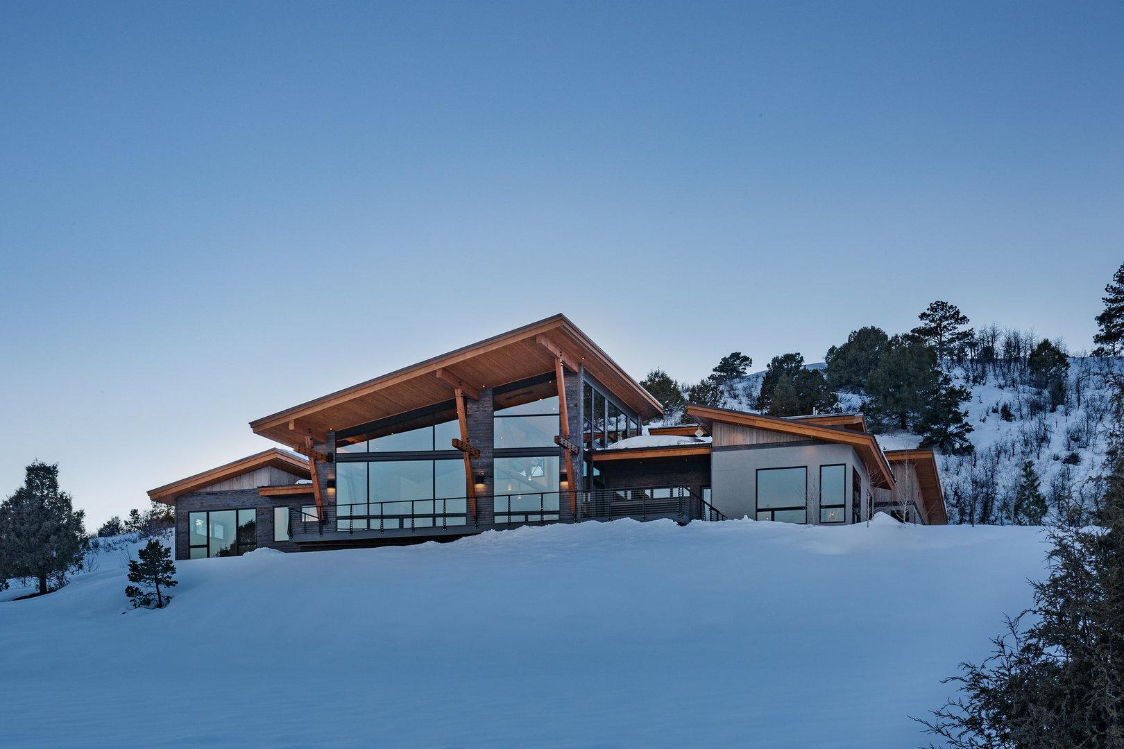 Modern Colorado residence